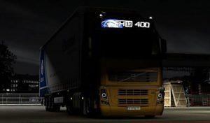 کامیون VOLVO FH 2012 CLASSIC V27.01 1.39 برای یورو تراک 2
