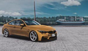 ماشین BMW-M4 1.39 برای یورو تراک 2