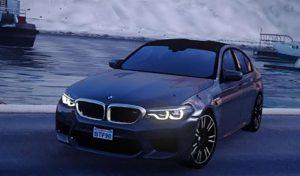 ماشین بی ام وی BMW M5 F90 V1R50 1.39 برای یورو تراک 2