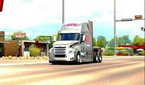کامیون FREIGHTLINER CASCADIA 2020 برای آمریکن تراک 2