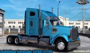 کامیون FREIGHTLINER CORONADO 132SD/122SD 1.39 برای آمریکن تراک 2