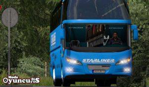 اتوبوس NEOPLAN STARLINER 2 برای یورو تراک 2