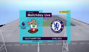اسکوربرد English Premier League V3 برای PES 2017