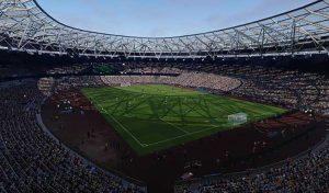 استادیوم Perfected Premier League برای PES 2021