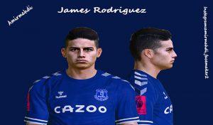 فیس James Rodríguez برای PES 2017 توسط AMIRMAHDI