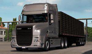 کامیون DAF XT 1.39 برای یورو تراک 2