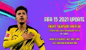 پچ NEXT Season Patch AIO 2021 v1 برای FIFA 15 + فیکس