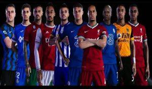 فول کیت پک FIFA 21 برای FIFA 14 توسط Chaos