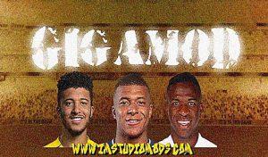 دانلود فیس پک GIGAmod برای FIFA 20