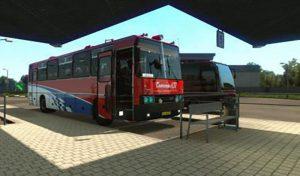 اتوبوس IKARUS 250-59 + PASSENGERS 1.39 برای یورو تراک 2