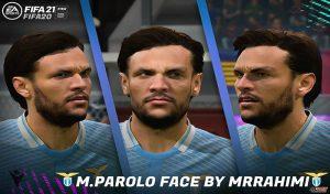 فیس Marco Parolo برای FIFA 21