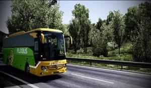 اتوبوس Mercedes Benz New Tourismo16Rhd 2018 v1.0 برای یورو تراک 2