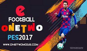 دانلود پچ ONE TWO v7 برای PES 2017 – اپدیت فصل 2021