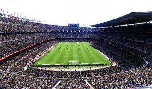 استادیوم Camp Nou برای PES 2021 توسط TheSpecialOne