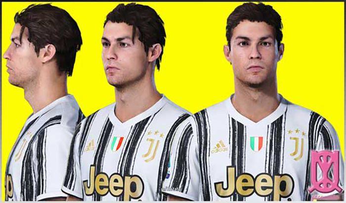 فیس جدید Cristiano Ronaldo