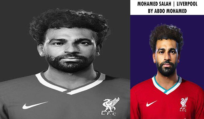 فیس Mohamed Salah