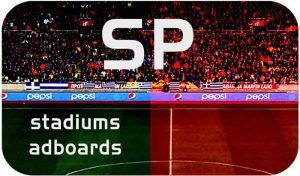 ادبورد SP21 Stadiums R5 مخصوص پچ Smoke Patch برای PES 2021