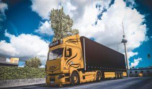 کامیون RENAULT PREMIUM 440 برای یورو تراک 2
