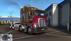 کامیون RTA-Mods Kenworth K200 v14 HCC برای یورو تراک 2