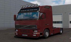 کامیون VOLVO FH MK1 1.39 برای یورو تراک 2