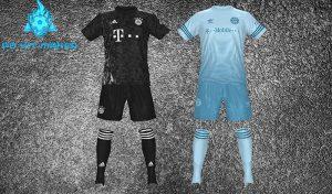 دانلود کیت Bayern برای PES 2019 تا PES 2021