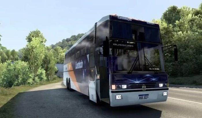 اتوبوس JUMBUSS 380 T SCANIA