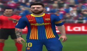 دانلود کیت FC Barcelona 4th برای FIFA 14 فصل 20/21