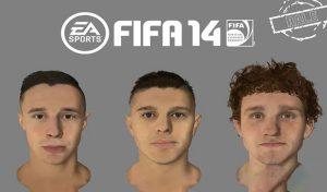 فیس پک 88 برای FIFA 14 ( تبدیلی از FIFA 21 )