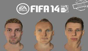 دانلود فیس پک 90 برای FIFA 14 ( تبدیلی از FIFA 21 )