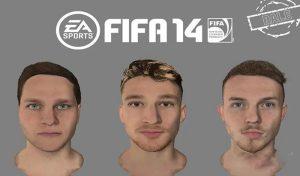 فیس پک 91 برای FIFA 14 ( تبدیلی از FIFA 21 )