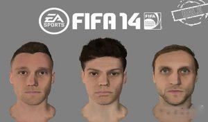 فیس پک 92 برای FIFA 14 ( تبدیلی از FIFA 21 )