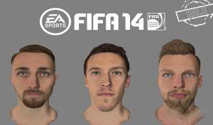 فیس پک 93 برای FIFA 14 ( تبدیلی از FIFA 21 )