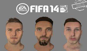 فیس پک 94 برای FIFA 14 ( تبدیلی از FIFA 21 )