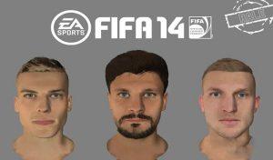 فیس پک 95 برای FIFA 14 ( تبدیلی از FIFA 21 )