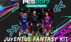 کیت Juventus Fantasy برای PES 2017 توسط Maro Zizo