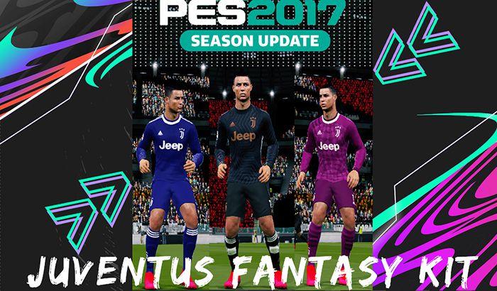 کیت Juventus Fantasy