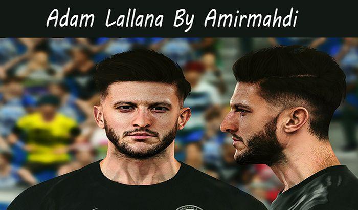 فیس Adam Lallana