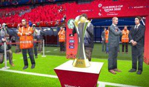 ماد گرافیکی Fifa Club World Cup 2020 برای PES 2017