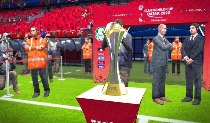ماد گرافیکی Fifa Club World Cup 2020