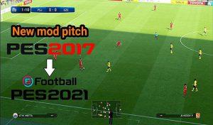 مود چمن IndoPitch x YRF v11 Beta برای PES 2017