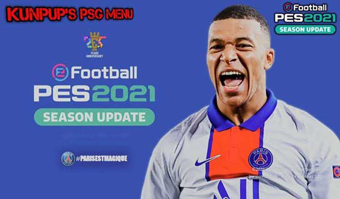 ماد منو PSG Menu 2021