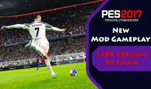 گیم پلی ES_Gameplay22 برای PES 2017 توسط Eslam