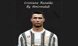 فیس Cristiano Ronaldo برای PES 2017 توسط AMIRMAHDI