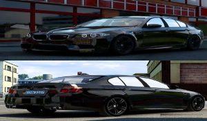 ماشین BMW M5 F10 V6.0 1.40 برای یورو تراک 2