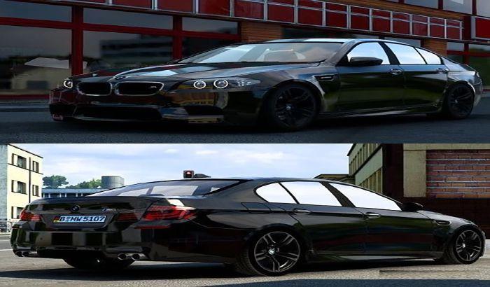 ماشین BMW M5 F10 V6.0 1.40