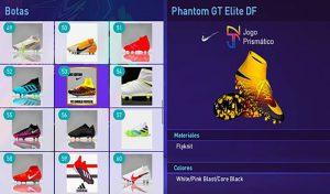 پک کفش Exclusive برای PES 2017 توسط Franco122