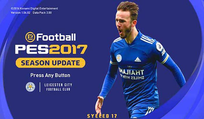 منو گرافیکی Leicester City 2021
