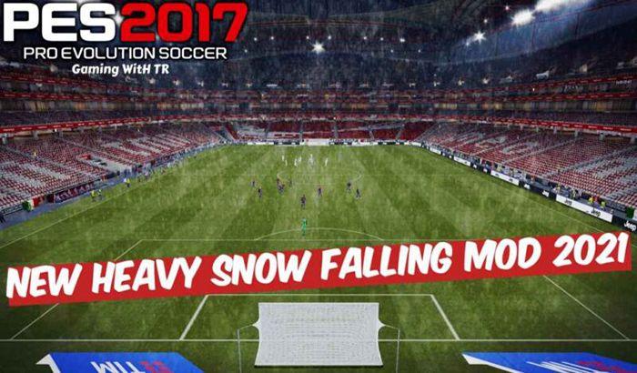 ماد HEAVY SNOW FALLING MOD 2021