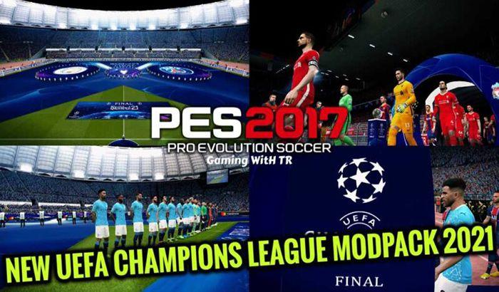 ماد گرافیکی UEFA CHAMPIONS LEAGUE 2021