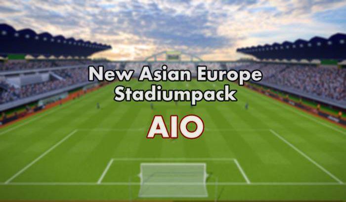 دانلود استادیوم Asian Europe